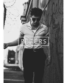 Evan Peters <3