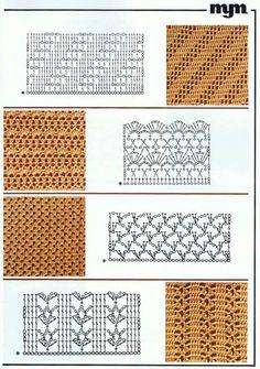 Watch This Video Beauteous Finished Make Crochet Look Like Knitting (the Waistcoat Stitch) Ideas. Amazing Make Crochet Look Like Knitting (the Waistcoat Stitch) Ideas. Crochet Diy, Filet Crochet, Crochet Stitches Chart, Crochet Diagram, Crochet Motif, Crochet Designs, Stitch Patterns, Knitting Patterns, Crochet Patterns