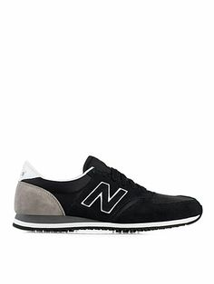 New Balance – Sko & klær New Balance, Me Too Shoes, Black And Grey, My Style, Sneakers, Fashion, Tennis, Moda, Fashion Styles