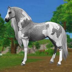 Cute Horses, Pretty Horses, Most Beautiful Horses, Animals Beautiful, Star Stable Horses, Horse Animation, Horse Drawings, Horse Sculpture, Breyer Horses