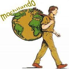 Mochilando pelo mundo | Backpacking around the world