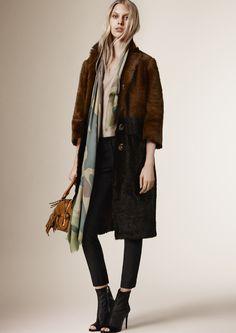 Défilé pré-collections automne-hiver 2015-2016 Burberry  Prorsum #mode #fashion
