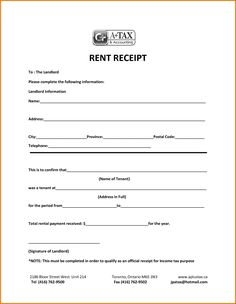 Free Printable Receipt Legal Forms  Free Legal Forms