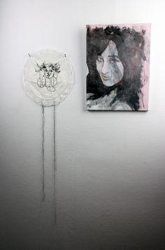 "AGAMFAHY + LIONEL FAHY ART : ""MUJER"""