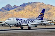 https://flic.kr/p/fQvymf | XA-MAD Magnicharters 1982 Boeing 737-277/Adv (cn…