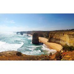 12 Apostles  #greatoceanroad #australia #12apostles #amazing #view by clea_bd http://ift.tt/1ijk11S