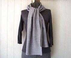 Nice, light, versatile fall scarf.