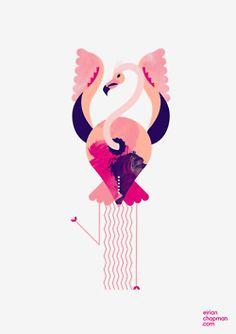 flamingo comb