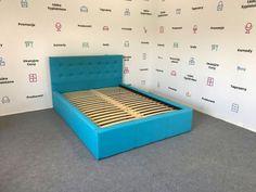 Łóżko Łoże sypialniane TAPICEROWANE 160 producent Szybka Dostawa! Wrocław - image 4