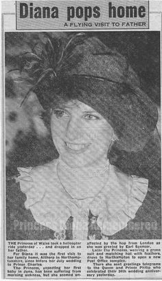 Memories Of Diana - Opening of Head Post Office Northampton