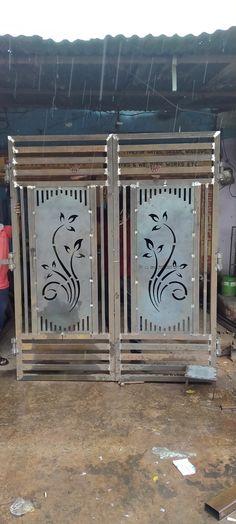Iron Main Gate Design, Home Gate Design, Gate Wall Design, Grill Gate Design, House Main Gates Design, Steel Gate Design, Front Gate Design, Railing Design, Compound Gate Design