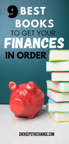 When I have to find new strategies for a goal I want to accomplish, I prefer to read about it. I've read almost every book I've written in this article. If you want to finally crush those SAVINGS GOALS for 2021, definitely add these books to your reading list. Piggy Bank, Good Books, You Got This, Finance, How To Get, Money Box, Money Bank, Its Ok, Economics