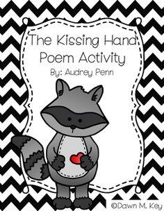 The Kissing Hand Poem Freebie