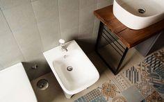 NEW COLUMN - Italian bathrooms: design & styleBagni dal mondo | Un blog sulla cultura dell'arredo bagno  #Italian style #bathrooms: design by Cafelab #MadeinItaly #Design #Bathroomdesign #BathroomInteriors #Bagnidalmondo #AZULEJOS #tiles #Artceram