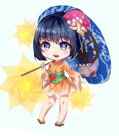 Anime Wallpaper Phone, Phone Wallpaper Images, Background Images Wallpapers, Anime Chibi, Anime Art, Miya Mobile Legends, Mobile Legend Wallpaper, Slayer Anime, I Love Anime