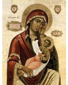 122-BM Mother of God Assuage My Sorrows