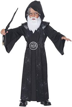 Let him cast his first spell while wearing this Toddler Wittle Wizard Costume! Toddler Costumes, Boy Costumes, Costume Ideas, Halloween Pictures, Cool Halloween Costumes, Reaper Costume, Wizard Costume, Fairytale Party, Party And Play