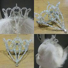 Swan #kruneitijare by Mirna Sporis Crowns and Tiaras