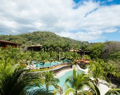 Catch a tan at one of four #pools at the Four Seasons Resort #CostaRica in Guanacaste, one of the best #hotels in the country.