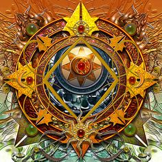 Star Mandala P  http://www.redbubble.com/people/paxempire/works/304741-star-mandala-p?p=canvas-print=shop_grid=small