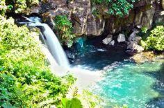 Estar en el Parque Nacional Lic. Eduardo Ruiz es todo un deleite. La vista de los paisajes coloridos cautiva  a los paseantes, los olores frescos y húmedos se impregnan en el olfato y si bebes el agua que brota de los manantiales te deleitará con su frescura, pureza y sabor. Y para completar, tu oído se sorprenderá con los sonidos tanto del agua al golpear en las fuentes así como los que produce el agua al golpear las rocas que encuentra en el cauce del río.