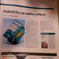 Altroconsumo: Android 5 o, se volete, Lollipop