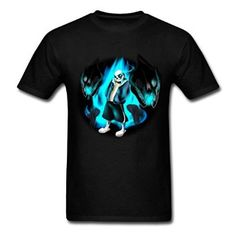 Amazon com KingDeng Undertale Sans Fire limited time offer Men T Shirt Clothing