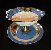 Periwinkle Bowl / Plate