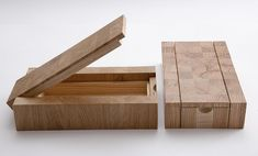 Jacks Box, Furniture Design | Matthew Burt