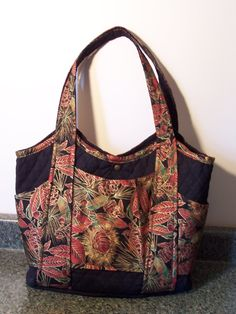 one of my baglady totes