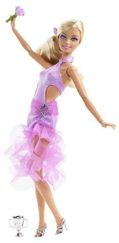 AmazonSmile: Barbie I Can Be Ballroom Dancer Doll: Toys & Games