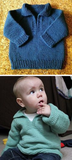 Amazing Knitting provides a directory of free knitting patterns, tips, and tricks for knitters. Boys Knitting Patterns Free, Baby Cardigan Knitting Pattern Free, Baby Sweater Patterns, Crochet Baby Cardigan, Knitting For Kids, Free Knitting, Knitting Projects, Baby Boy Cardigan, Crochet For Boys