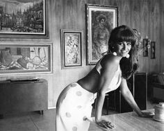 Dedicated to the beauty of film icon Claudia Cardinale. Access the entire photo collection in the...