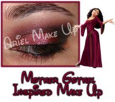 ♕ Disney Inspired Make Up ♕ Mother Gothel ♕