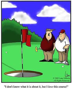 """Golfsport, auf dem absteigenden Ast - oder schafft es die Sportart in Deutschland zum """"Breitensport""""? Persönliche Ansichten """"nett"""" verpackt!"""