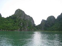 Bahía de Halong desd