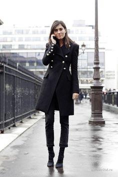 пальто стиле милитари черное в с - Поиск в Google