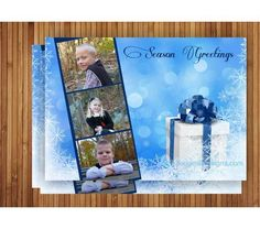 Holiday Photo Cards - The Present