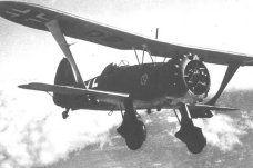 Henschel Hs 123 close-support aircraft