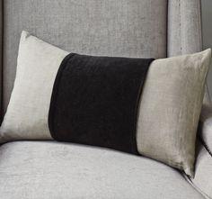 Buy Lansdown Rectangular Cotton Cushion from Kelly Hoppen London