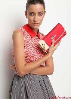Pierre Cardin Bayan Çanta Modelleri 2013