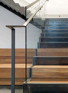 Cisco systems» CONTEMPORIST Stair or meeting space?