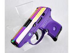 "Ruger LCP Purple / Rainbow PVD .380 ACP 2.75"" [New in Box] $379.99   MMP Guns"