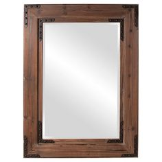 Caldwell Mirror - Brown