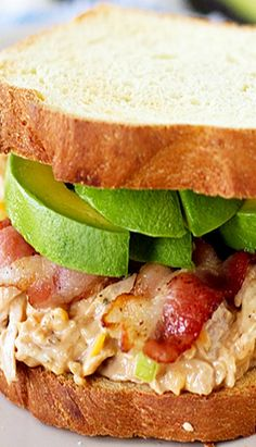 Serve as a sandwich on a busy night, then turn it into wraps for the kids' lunches the next day.