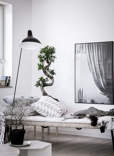 Homes to Inspire | Everything Including the TV Styling by Emma Fischer Images via Bjurfors