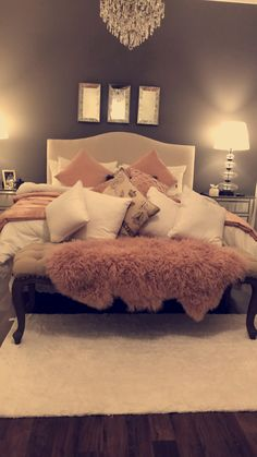 Teen Bedroom Ideas - Develop a room filled with personal expression, influenced by these teen room concepts. Whether kid or lady, filter through and locate a style that fits. Dream Rooms, Dream Bedroom, Girls Bedroom, Adult Bedroom Ideas, 50s Bedroom, Fancy Bedroom, Teen Bedrooms, Single Bedroom, Bedroom Small