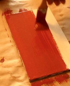 Learn how to use our Clay Bole: from Gesso to Burnishing Water Puddle, Gold Leaf Art, Synthetic Brushes, Byzantine Icons, Illuminated Manuscript, Art Techniques, Liquor, Clay, Painting