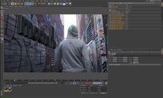 Mocha Pro & Cinema 4D: Exporting 3D Camera Tracking to Maxon Cinema 4D on Vimeo