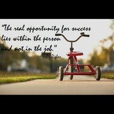 """The real opportunity for success lies within the person and not in the job."" - Zig Ziglar #quote #quotes #positivequotes  ************************************************   www.espaving.com  410-519-3667   Installation and Repair of Asphalt and Concrete Driveways • Parking Lots • Private Roads • Tennis Courts • Paving and Blacktop in the Anne Arundel County, Baltimore & Washington, DC Maryland Area  #espaving #asphalt #install #repair #asphaltdriveways #concretedriveways #parkinglots…"